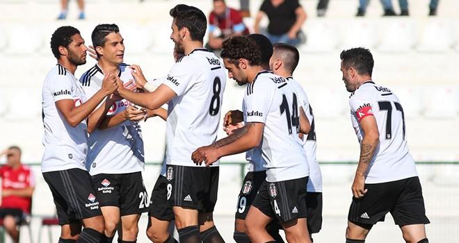 Ümraniyespor - Beşiktaş: 1-3
