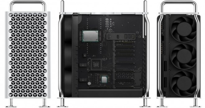 Apple Mac Pro'yu tanıttı