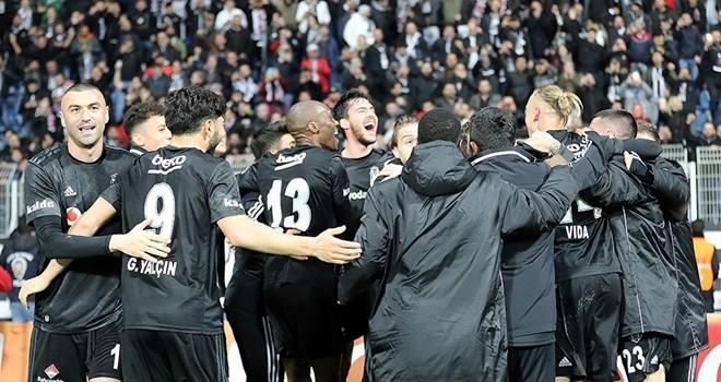 Avrupa'nın en hızlısı Beşiktaş