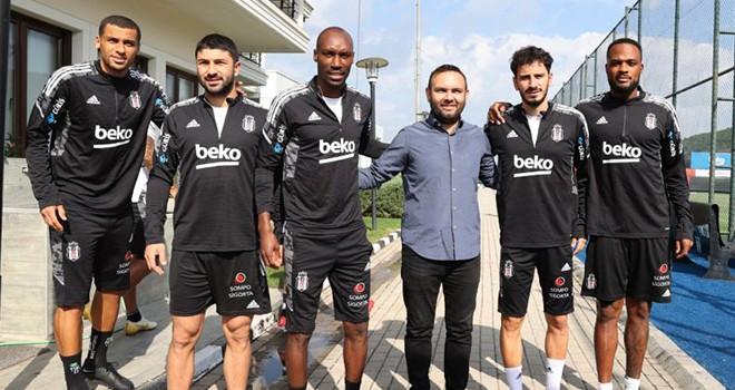 Talihliler, Beşiktaşlı futbolcularla buluşuyor