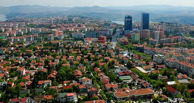 Konut stoku en yüksek ilçe Beşiktaş