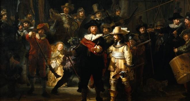 Rembrandt'ın resmi canlı yayında restore edilecek