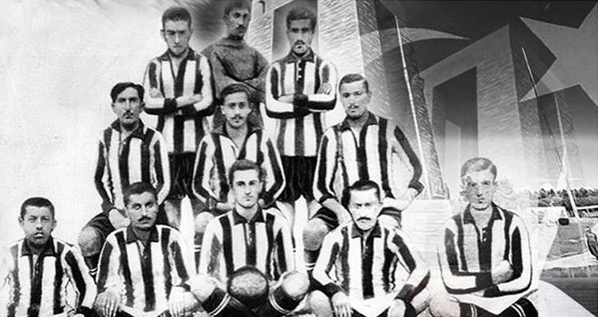 Beşiktaş, ilk futbol takımından 8 şehidi andı