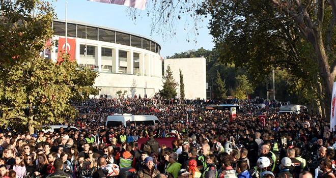 Beşiktaş'ta Dolmabahçe ziyaret rekoru kırdı!