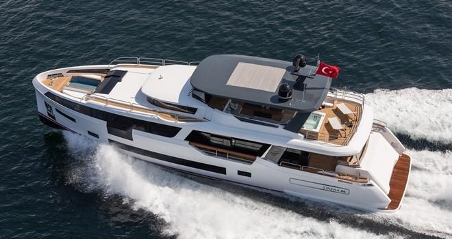 Sirena 88, Cannes Boat & Yacht Show'da