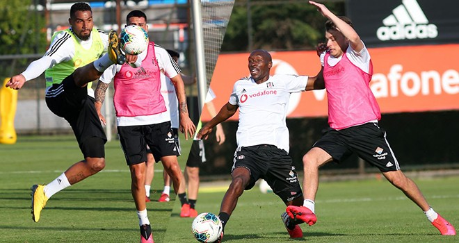 Kartal Antalyaspor maçına hazırlanıyor