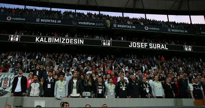 Beşiktaş – Alanyaspor maçında çok özel anlar