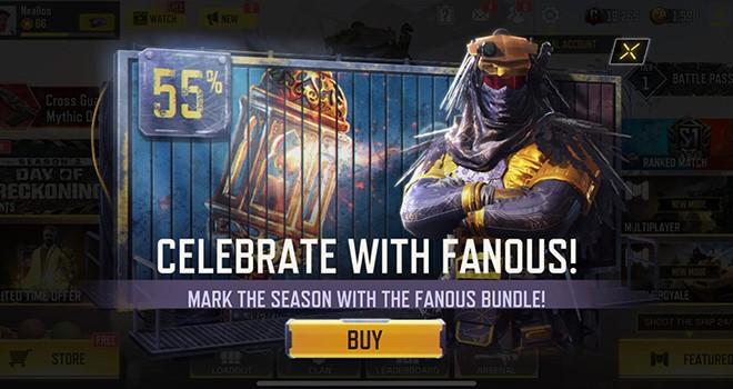 Call of Duty: Mobile Kandil Feneri Paketi