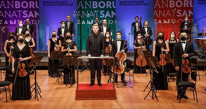 Borusan Klasik canlı konser yayını