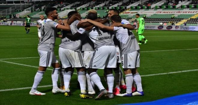 Beşiktaş:1 - Malatyaspor:0