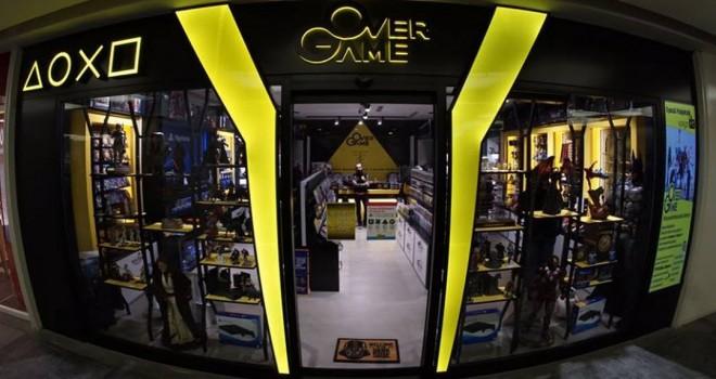 Overgame'de oyun şöleni başlıyor