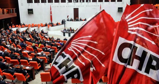 CHP'den yerel yöneticiler için kanun teklifi