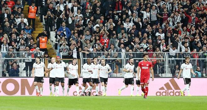 Beşiktaş'ın ilk yarı karnesi