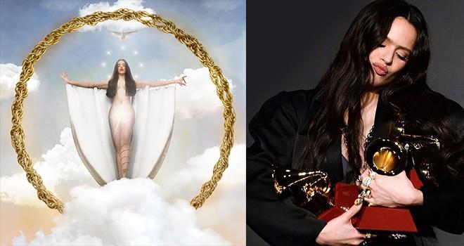 Rosalia, Latin Grammy Ödülleri'ni topladı