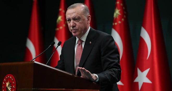 Cumhurbaşkanı Erdoğan: 1 Temmuz itibarıyla sokağa çıkma kısıtlamalarını tümüyle kaldırıyoruz