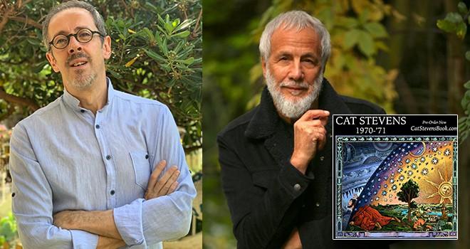Cat Stevens (Yusuf İslam)'ın yeni kitabında bir Türk Sanatçı imzası: Doğan Ür