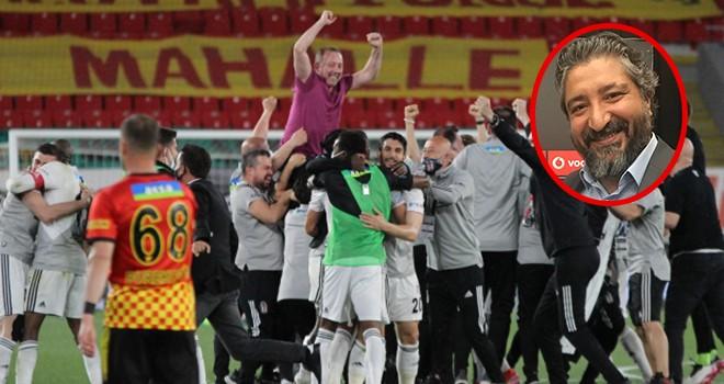 Serdar Sarıdağ: Türk futbol tarihinin en unutulmaz gecesine şahit olduk