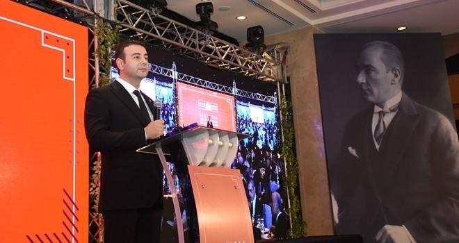 Beşiktaş yeni yıl buluşması gerçekleşti