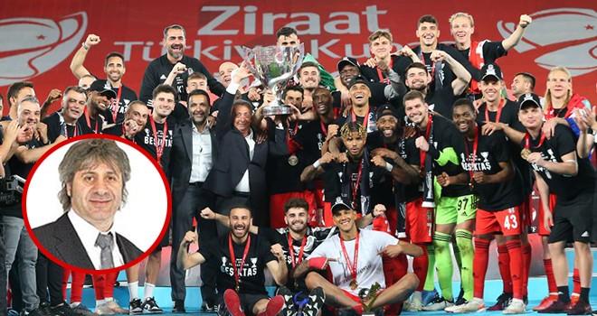 Orhan Yıldırım: Beşiktaş kupalara ambargo koydu