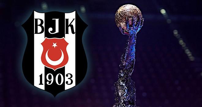 Beşiktaş JK'den wildcard başvurusu