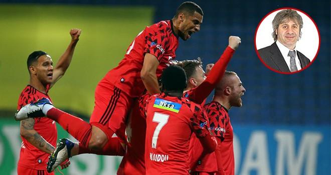 Orhan Yıldırım: Lider Beşiktaş, şampiyonluk yolunda engel tanımıyor