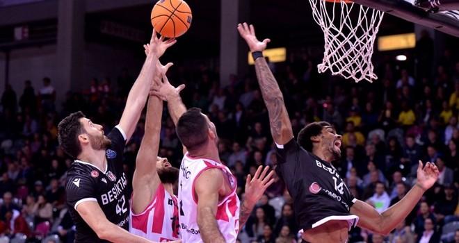 Telekom Baskets Bonn - Beşiktaş Sompo Sigorta: 86-82