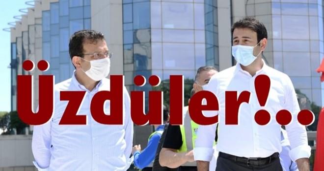 İstanbul Büyük Şehir Belediye Başkanı Ekrem İmamoğlu'ndan sonra, Beşiktaş Belediye Başkanı Rıza Akpolat'ta Korona oldu.