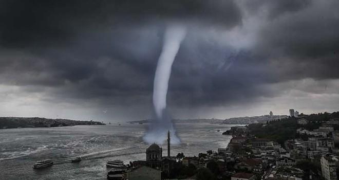 Profesörden İstanbul'a hortum uyarısı! Perşembe ve Cuma dikkat!