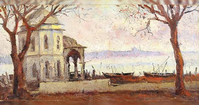 Her güne bir sanat: Osmanlı Ressamlar Cemiyeti'nin kurucusu Mehmet Ali Laga