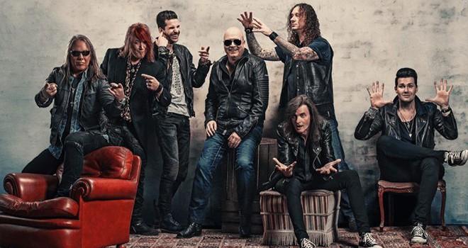 Power metal grubu Helloween Radyo Beşiktaş'ta!
