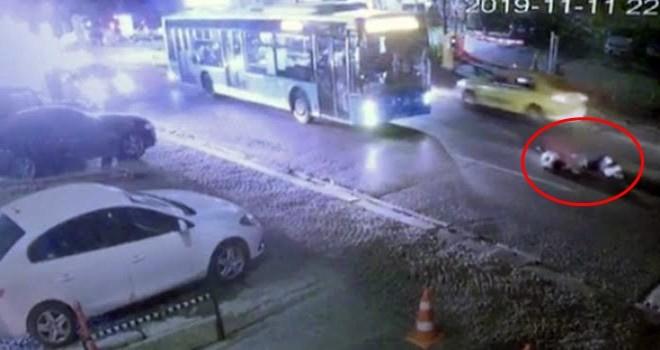 Beşiktaş'ta ikinci otobüs faciası