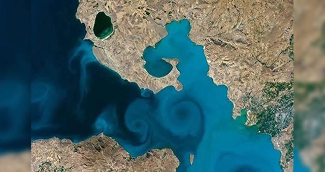 NASA'nın yarışmasının kazananı Van Gölü
