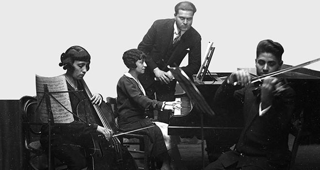 Barok Müzik, Türk Halk Müziği ile buluşuyor