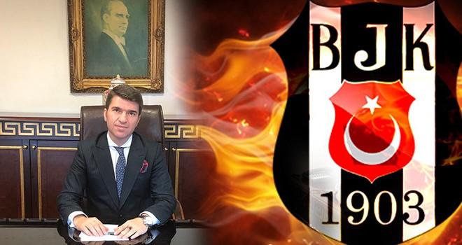 Kaymakam Önder Bakan'dan Beşiktaş taraftarına teşekkür