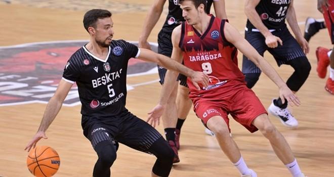 Beşiktaş Sompo Sigorta – Casademot Zaragoza: 73 – 80