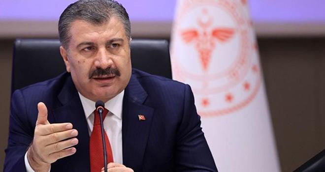 Bakan Koca: Türkiye'nin aşı sorunu bitmiştir!..