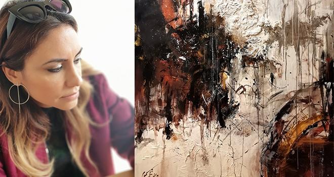 Ressam ve grafik tasarımcı Gözde Esen ile sanat hayatı üzerine