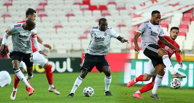 Bonkör BJK! Sivasspor-Beşiktaş: 0-0