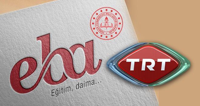 Öğrencilere ders telafisi internetten ve TRT'den