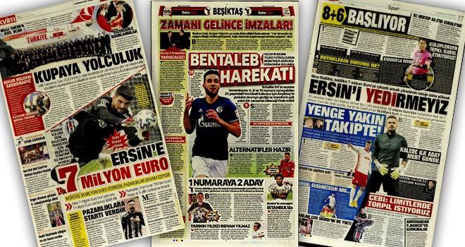 Günün Beşiktaş manşetleri: Şampiyon kadro korunacak