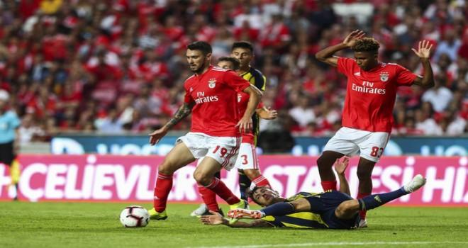 Gözler Benfica'lı Ferreyra'da