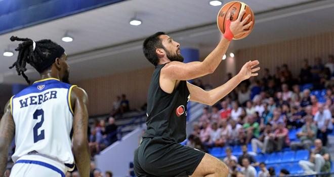 Beşiktaş Sompo Sigorta'dan zafer