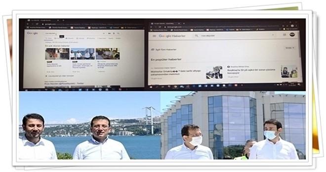 ÖZEL HABER - Ekrem İmamoğlu ve Rıza Akpolat rekor kırdı. Beşiktaş Medya Grup Başkanı İsmail Baştuğ 'Yayınlarımız ile gurur duyuyorum emekçilerin ellerine sağlık' dedi