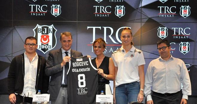 Beşiktaş ile TRC İnşaat güçlerini birleştirdi
