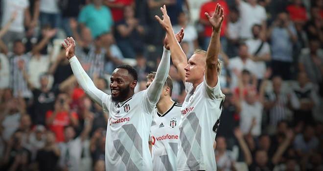 Beşiktaş – Rizespor karşı karşıya