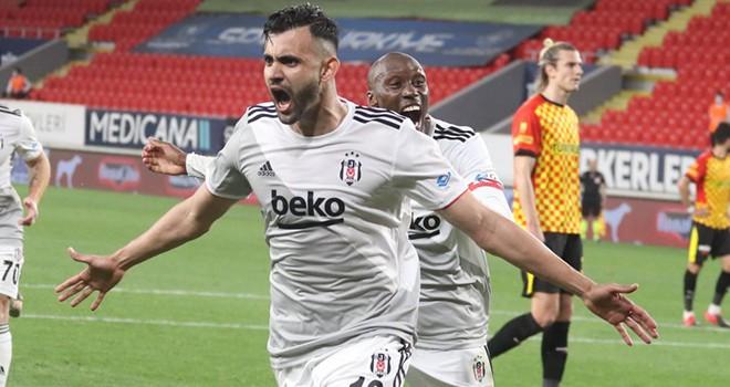 Ghezzal: İnşallah Beşiktaş'ta devam edeceğim