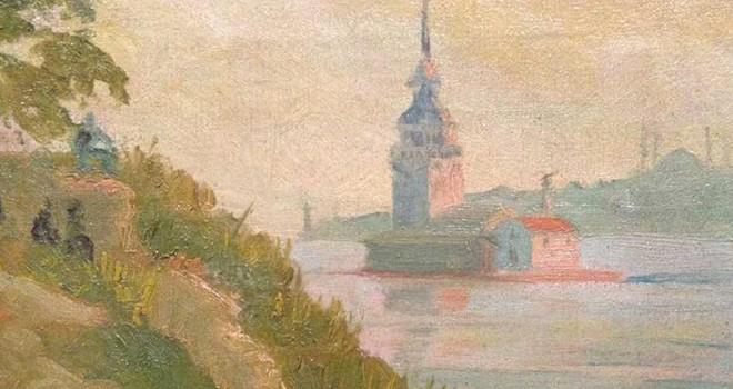 Her güne bir sanat: Türk Resim Sanatı'ndan Üsküdarlı Cevat