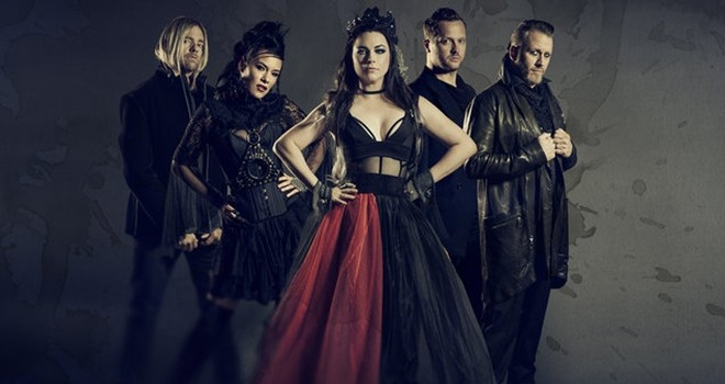 Evanescence İstanbul'a geliyor
