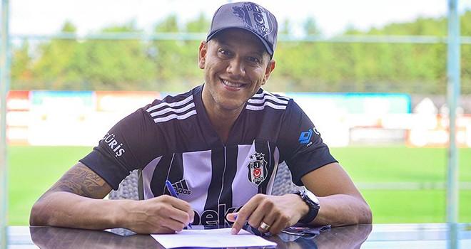 Josef de Souza Beşiktaş'ta
