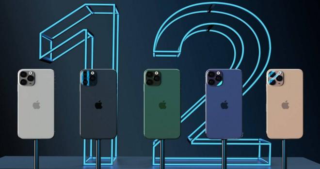 iPhone 12 geliyor!